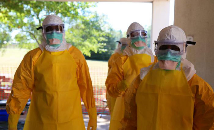 Ebola – why not to kiss dead people